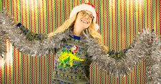 12 ugly sweaters selfies that took the holidays to the next level!