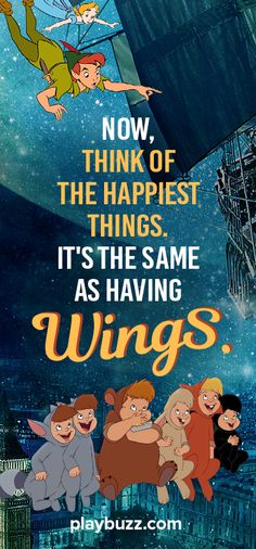 Ideas for tattoo quotes disney peter pan - alyssa Pixar Quotes, Disney Quotes, Movie Quotes, Disney Songs, Lyric Quotes, Walt Disney, Disney Love, Disney Magic, Disney And Dreamworks
