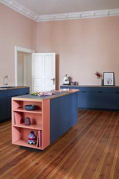 Kitchen Time, Cute Kitchen, New Kitchen, Architectural Digest, Togo Sofa, Interior Styling, Interior Decorating, Home Goods Decor, Home Decor