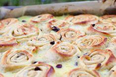 Hämmentäjä: Äidin taivaallinen vaniljapulla No Bake Cake, Vanilla, Pie, Sweets, Healthy Recipes, Baking, Desserts, Heavenly, Food