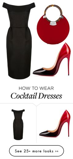 """Little Red Bag. :)"" by walkerwalker on Polyvore featuring Fairchild Baldwin"