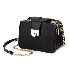 2018 Spring New Fashion Women Shoulder Bag Chain Strap Designer Handbags   fashion  clothing   d2e94cfcc670d