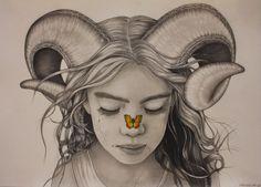 Ilustración Surreal de Alessia Ianetti