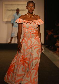 Trendy Fashion, Vintage Fashion, Fashion Outfits, Womens Fashion, Beach Dresses, Hawaiian Dresses, Summer Dresses, Samoan Dress, Polynesian Designs