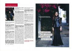 Mayim Bialik porte le collier Frehley Delphine-Charlotte Parmentier