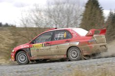 Phillip Morrow takes fourth place on works team debut - British Rally Championship 2008