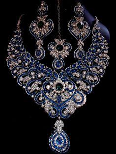 Fashion Exclusive jewellery Sets manufacturer, wholesaler and exporter