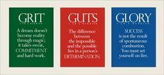 Grit Personality Trait Definition