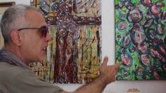 Antonio Scaramella presenta le sue opere,intervistato da Aldo Zolfino