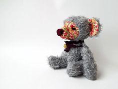 PATTERN bear pdf  Teddy bear  artist teddy  stuff door LevchenkoDoll