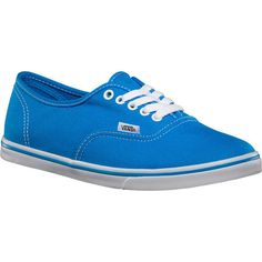 Vans Authentic Lo Pro Shoe ($50) ❤ liked on Polyvore featuring shoes, sneakers, print shoes, print sneakers, lace shoes, vans footwear and vintage sneakers