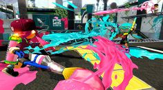 Splatoon (Splatoon)