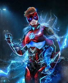 ArtStation - Superhero Marvel/DC Fan Art by Christ Ave 41, Christ Ave41