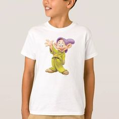 (Dopey Waving T Shirt) #7Dwarfs #Dopey #Dwarfs #Seven #SevenDwarfs #Snow #SnowWhite #SnowWhite7Dwarfs #SnowWhiteSevenDwarfs #White is available on Famous Characters Store http://ift.tt/2bIbhQt