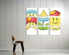 Super Mario Bros. 3 Wall Pictures