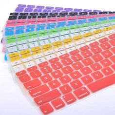 8c8a01f9cfa Silicone Keyboard Cover for Apple Macbook