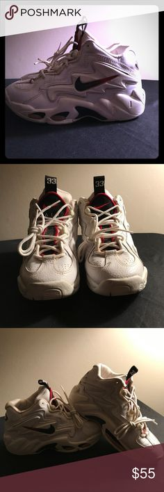 Nike Air Jordan's #33 Excellent Condition, great back to school shoes. Your Sons gonna have the coolest shoes Ever. Nike Shoes Sneakers
