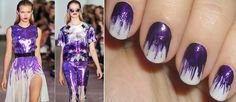 Designer Thusday: Prabal Gurung Inspired Manicure ~ Lost Girl's Notes