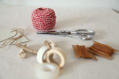 Studio Carta cotton twine from Terrain on Remodelista!