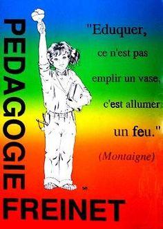 Célestin Freinet l'instituteur qui révolutionna l'école - Nadine de Trans en Provence