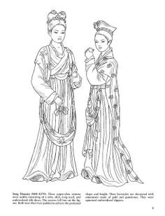Chinese Fashions-13 | Flickr - Photo Sharing! see web rest book