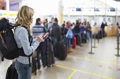 Included for each airport are the Wi-Fi name, password and where travelers should sit to pick up the best signal