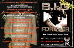 B.I.G FOREVER - Stream - $3.00 #onselz