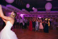 Hochzeitsfeier in Meinerzhagen. Hochzeitsfotograf Andrej Pavlov. Wedding Reception.