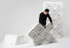 The Fort Partition System by Arihiro Miyake