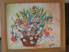 Atie Wijdenes, Groot bloemstilleven