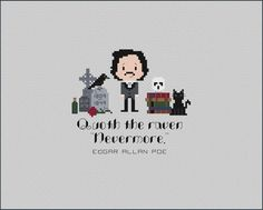 Edgar Allan Poe Cros