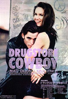 "Drugstore Cowboy - Gus Van Sant - turned me on to ""Israelites"" by Desmond Dekker. Wm. S. Burroughs had a small and outstanding part."