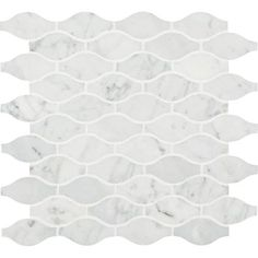 Carrera marble marquis tile missic