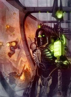 Necrons Trazyn the Infinite