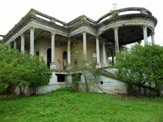 Palacio Piria, Punta Lara, Ensenada- Buenos Aires province, Argentina