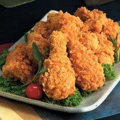 Resep Selera Indonesia: Resep Ayam Goreng Crispy