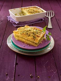 Kartoffel-Wirsing-Lasagne: Hier geht's zum Rezept, das auch noch schlank macht!