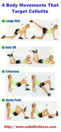 In order to make your lower-body smooth, tight and attractive, there are 5 steps to follow http://www.cellulite5keys.com