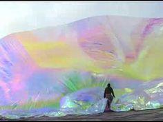 Poetic Cosmos of the Breath, Tomas Saraceno, 2007 (The Arts Catalyst)