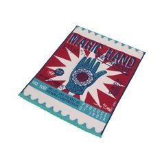 Rice Tea Towel- Magic Hand