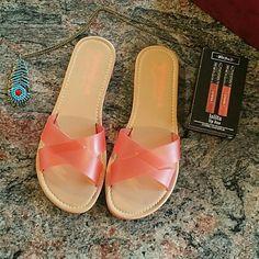 45b9a72f05 Pink And Tan Women S Sandals Sandálias Femininas