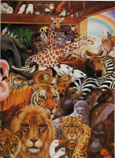 The Great Adventure by Margaret Keane