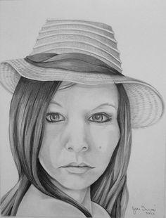 Portrait à la mine de plomb Portrait, Art, Drawings, Art Background, Headshot Photography, Kunst, Portrait Paintings, Performing Arts, Portraits