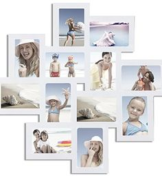 Decent Home 12 Pack Collage Picture Frames for Wall Family Multiple Photo Frames Selfie Gallery Wall Hanging, Wall Mounting Design Wall Collage Picture Frames, Family Tree Picture Frames, Collage Foto, Large Picture Frames, Friends Picture Frame, Hanging Picture Frames, Hanging Pictures, Multiple Photo Frames, Photo Wall Hanging
