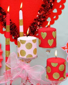 61 best valentine s day candles images february sweets rh pinterest com