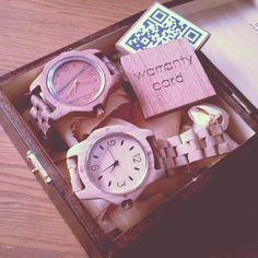 #wooden #watch #Skowron