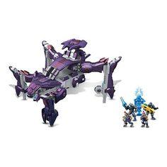 Mega Bloks Halo Covenant Scarab Building Set Mega Brands http://www.amazon.com/dp/B00R1MH2LK/ref=cm_sw_r_pi_dp_KpMZub0FDZ9JB