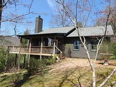 "Mtn. VIEW-""Rich Mountain Wilderness"" Cabin- Private, Romantic, Hiking, WiFiVacation Rental in Ellijay from @homeaway! #vacation #rental #travel #homeaway"