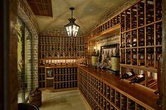 Now, that's a proper #cellar.