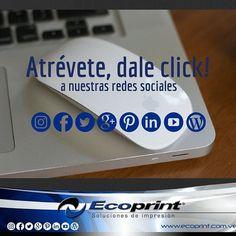 Síguenos por cualquiera de las redes sociales de tu preferencia!  #ecoprint #cartuchos #color #negro #impresora #tinta #tóner #rendimiento #imagen #calidad #economía #ecología #tecnología #compatible #genérico #impresión #venezuela  #islamargarita #islademargarita